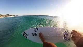 getlinkyoutube.com-Kyle Bodenham Surfing- First person point of view