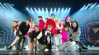 getlinkyoutube.com-iKON - 덤앤더머(DUMB&DUMBER) + 왜 또(WHAT'S WRONG?) in 2015 SBS Gayodaejun