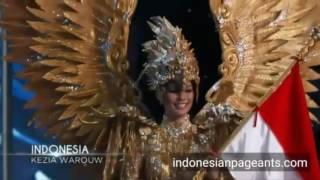 Kezia Warouw Miss Universe 2016