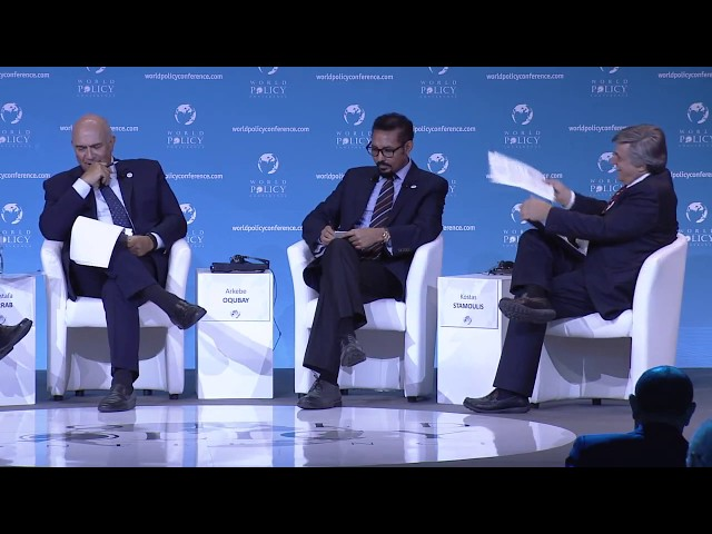 WPC 2015 session 9: Food and water security