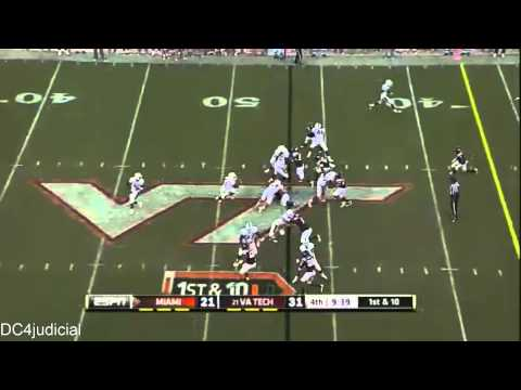 Lamar Miller Miami Highlights