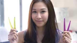 麥貝夷Karene Mak X Zuanzhuan鑽轉3X 捲髮器|處理毛燥頭髮