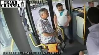 getlinkyoutube.com-avtobus haydovchisiga pichoq urdi