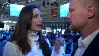 getlinkyoutube.com-Funda Vanroy  Interview mit Messeblick.TV - Inhorgenta 2016 München