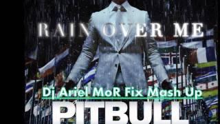 getlinkyoutube.com-Pitbull ft. Marc Anthony - Rain Over Me - Dj Ariel MoR Fix Mash Up V2 - 2011