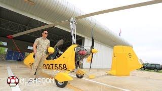 getlinkyoutube.com-ไม่ธรรมดา # 23 Gyrocopter Phuket