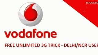 getlinkyoutube.com-How to use free unlimited internet on vodafone 100%working tricks