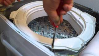 getlinkyoutube.com-洗濯機の分解掃除
