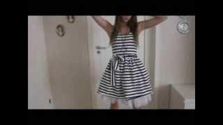getlinkyoutube.com-تفصيل فستان بسيط