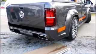 getlinkyoutube.com-VW Amarok Power V6 Sound!!!