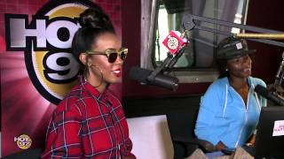 Kelly Rowland Talks Stories On Her Album, An Abusive Ex & Missing R&B