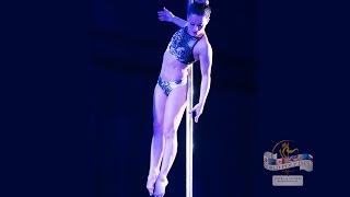 getlinkyoutube.com-World Pole Dance Championships 2016 - María Julia Aguiar / ARGENTINA