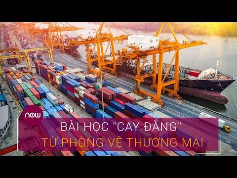 Xuất khẩu Việt Nam: Sức ép từ phòng vệ thương mại