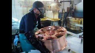 getlinkyoutube.com-Chrome Plating Process - www.LMchromeCorp.com - Plating Dept