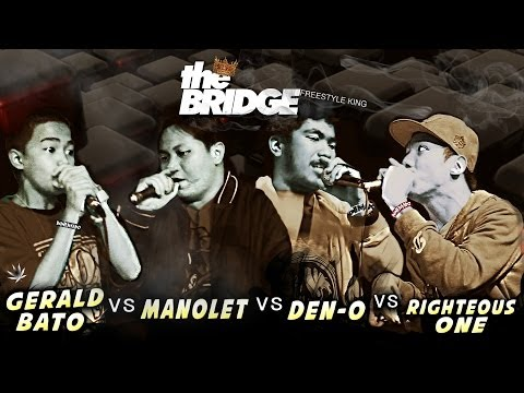 THE BRIDGE's Freestyle KING - Round 5