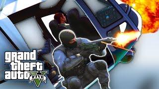 getlinkyoutube.com-CRAZY POLICE COMMANDO MISSIONS! | GTA 5 PC Mods And Funny Moments!