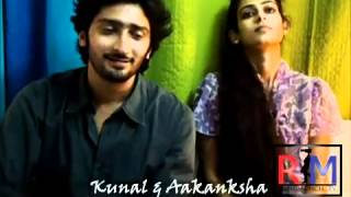 Kunal and Aakanksha Unplugged!!