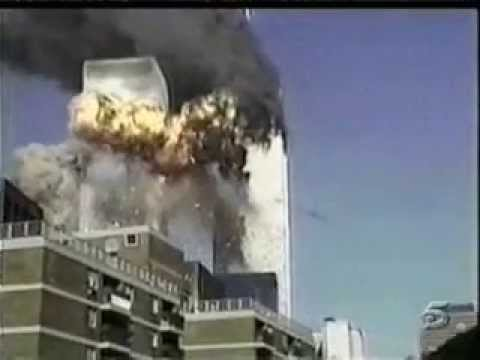 Footage Of The Twin Towers Under Attack Which Changed The World