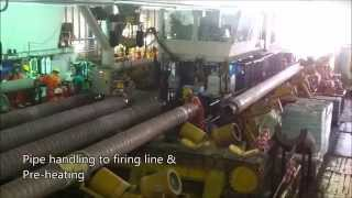 getlinkyoutube.com-Offshore Pipelay