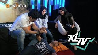 getlinkyoutube.com-#KLTV_MY: Men vs Women (Kamal Adli & Ammar vs Emma Maembong & Mira Filzah).