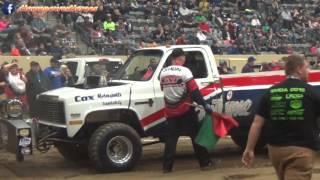 getlinkyoutube.com-2016 KY Invitational Truck & Tractor Pulls Pro Stock 4WD