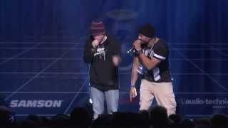 D-low - England - 4th Beatbox Battle World Championship