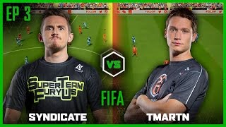 getlinkyoutube.com-EP 3 | FIFA | Syndicate vs TmarTn | Legends of Gaming