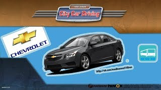getlinkyoutube.com-[City Car Driving] Chevrolet Cruze [G25]