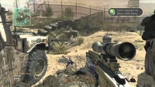 getlinkyoutube.com-Call Of Duty Modern Warfare 3 quickscope tournament on dome