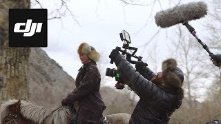 DJI World - Behind the Scenes: The Eagle Huntress