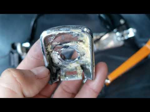 Infiniti fx35 broken door handle replacement 2019