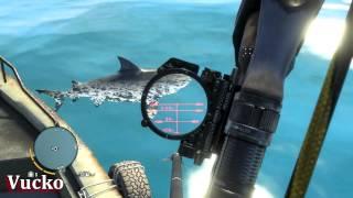 getlinkyoutube.com-Far Cry 3 - Shark Hunting!