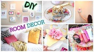getlinkyoutube.com-DIY Tumblr Room Decor! Cute & Affordable!