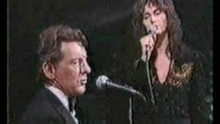 getlinkyoutube.com-Jerry Lee Lewis & Emmylou Harris - Crazy arms