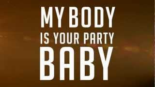 Ciara - Body Party (Lyric Video)