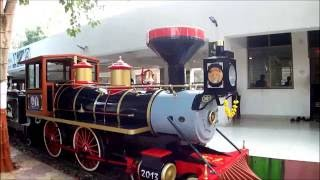 getlinkyoutube.com-Joy train in Kamati Baug, Vadodara, Gujarat