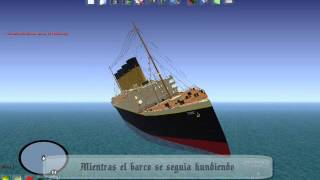 getlinkyoutube.com-Gta san andreas titanic la pelicula