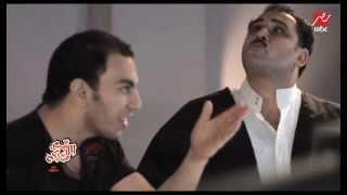 getlinkyoutube.com-أسعد الله مساءكم - حديث الشيخ حسني عن الفنانين يُحرج شريف عامر على الهواء