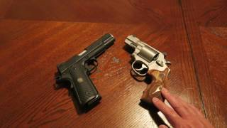 getlinkyoutube.com-You STUPID STUPID Man (1911s & Revolvers)