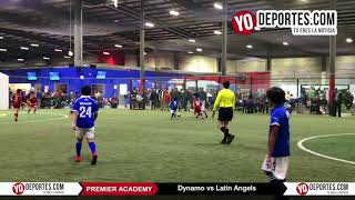 Dynamo vs. Latin Angels Premier Academy Soccer League