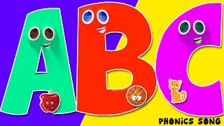 getlinkyoutube.com-ABC Song | Phonics Song | Classic Songs By Preschool