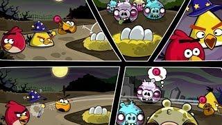 getlinkyoutube.com-Angry Birds Friends Halloween Tournament All Levels - Highscore - Walkthrough 3-Star 2013 HD