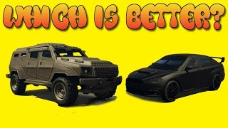 getlinkyoutube.com-GTA Online Guides - Insurgent VS Kuruma