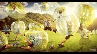 getlinkyoutube.com-Greatest Game Ever Played – Zorb Soccer with Champion in 4K!