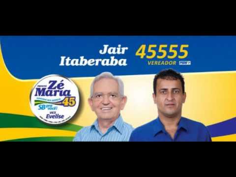 JAIR ITABERABA '' PSDB '' 45555