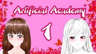 """getlinkyoutube.com-Artificial Academy 2 """"¿Podemos ser amigos?"""""""