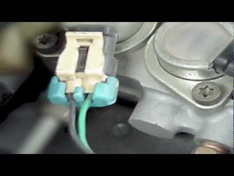 ABS Speed Sensor Simulator, Bleeding the Brakes