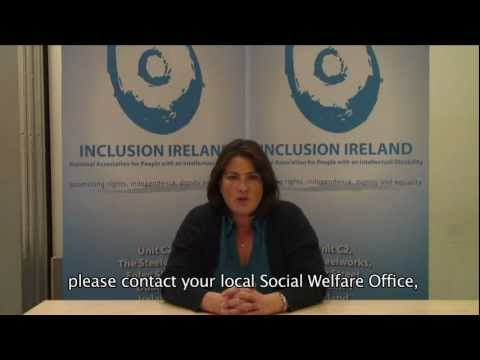 Social Welfare Appeals