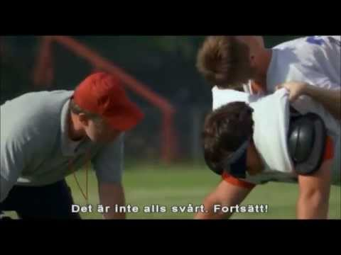 Facing the giants death crawl + change your kick attitude