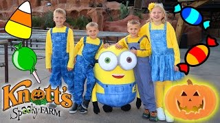getlinkyoutube.com-Halloween Fun at Knott's Spooky Farm Knott's Berry Farm